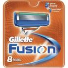 Rezerva aparat de ras Fusion Manual 8 buc