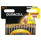 Baterie Basic AAA LR03 12buc Negru