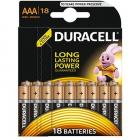 Baterie Basic AAA LR03 18buc Negru