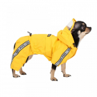 Haina caini Puppia Race Track de ploaie cu pantaloni Marime S Culoare