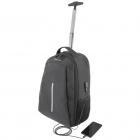 Troller laptop Rolly 15 6 inch USB Negru
