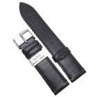 Curea de ceas neagra Morellato 20m 22mm Manufatti Lawson editie limita