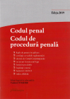 Codul penal Codul de procedura penala Act la 27 septembrie 2019