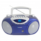microsistem audio Boombox BB15BL radio AM FM caseta CD MP3 USB AUX
