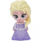 Minifigurina Elsa in Rochie Mov Whisper and Glow Frozen 2