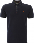 ETRO Polo Shirt With Embroidered Logo