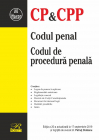 Codul penal Codul de procedura penala Act 17 septembrie 2019
