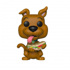 Figurina Scooby Doo with Sandwich