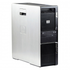 HP Z600 2 x Intel Xeon E5504 2 00GHz 12GB DDR3 ECC 500GB HDD DVD RW 1G