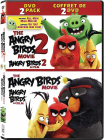 Angry Birds 1 Filmul Angry Birds 2 Filmul Colectie 2 DVD uri The Angry