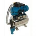 Hidrofor cu pompa de adancime cu ejector vas inox JETD 110 24 1100 W