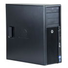 HP Z210 Intel Xeon E3 1225 v2 3 20GHz 8GB DDR3 ECC 500GB HDD DVD RW To