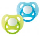 Suzeta silicon 6L 2set Rotho babydesign