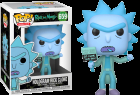 Funko POP Rick and Morty Hologram Rick Clone