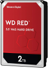 Hard disk WD Red 2TB SATA III 5400RPM 256MB