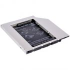 Adaptor HDD SSD Caddy pentru unitati optice 9 5 mm SATA2