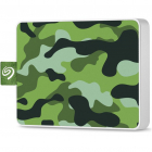 SSD Extern One Touch Special Edition 500GB USB 3 0 Camo Green