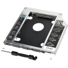 Adaptor HDD SSD Caddy pentru unitati optice 9 5 mm SATA