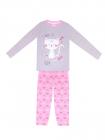 Pijama pentru fetite Kitty