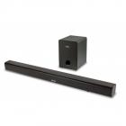 Soundbar ASB 6WSW 2 1 Bluetooth USB Negru