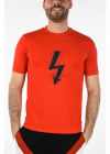 Oversized THUNDERBOLT Crewneck T shirt