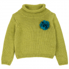 Pulover copii Chicco verde 110
