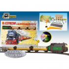 Trenulet Electric Expresul Transiberian