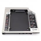 Caddy laptop Spacer SATA de 12 7 mm SPR 25DVDN