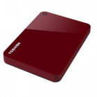 Hard disk extern Canvio Advance Series 1TB USB 3 0 2 5 inch Red
