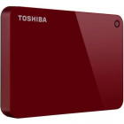Hard disk extern Canvio Advance Series 2TB USB 3 0 2 5 inch Red