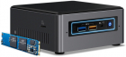 Mini Sistem PC Intel NUC Next Unit of Computing NUC7I7BNHX1 Core i7 75
