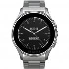 Smartwatch Luna Brushed Steel Strap Autonomie 30 zile