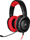 Casti Gaming Corsair HS35 Red