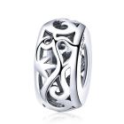 Talisman din argint Twisted Pattern