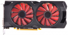 Placa video XFX Radeon RX 570 RS 8GB GDDR5 256 bit