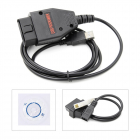 Interfata Chip Tuning Galletto 1260 cablu OBDII ECU Flasher cablu Audi