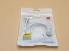 Baseus Lightning Cable Bold 1 2m White