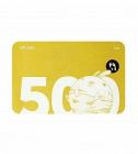 Uman Gift Card 500lei
