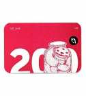 Uman Gift Card 200lei