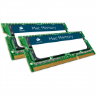 Memorie notebook Corsair 16GB DDR3 1600MHz CL11 1 35v Dual Channel Kit