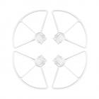 Protectie Elice Quick Release pentru drone DJI Phantom 1 2 3 Alb