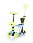 Trotineta pentru copii Smart Plus Blue Green