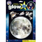 Stickere 3D Luna The Original Glowstars Company B8106