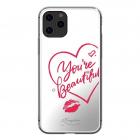 Husa iPhone 11 Pro Max Cristale Originale Swarovsky Oglinda Kingxbar A