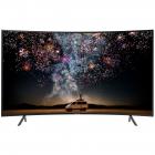 Televizor LED Samsung Smart TV Curbat 49RU7302 Seria RU7302 123cm negr