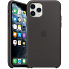 Husa silicon Apple iPhone 11 Pro negru mwyn2zm a