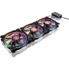Ventilator radiator Raijintek Auras 14 RGB 3 pack 140mm
