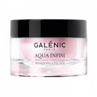 Emulsie reconfortant pentru ten normal mixt Aqua Infini Galenic