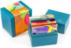 Cutie cu selectie de 10 tipuri de ciocolata Tasting Box