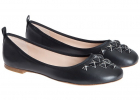 Leather Ballerinas